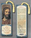 Footprints Laminated Keepsake Bookmark, # 97253