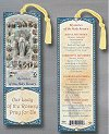 Mysteries of the Rosary Laminated Keepsake Bookmark, # 97249