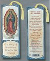 Our Lady of Guadalupe Laminated Keepsake Bookmark, # 97250