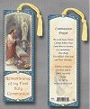 Boy's First Communion Laminated Keepsake Bookmark, # 11706