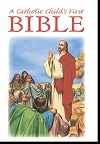A Catholic Child's First Bible, # 24688