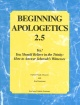Beginning Apologetics 2.5 - Yes! You should believe in the Trinity - Answering Jehovah's Witnesses