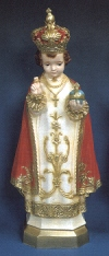 Infant Of Prague 24in. Outdoor Colored Statue # 16453