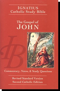 Gospel Of John - Ignatius Study Bible