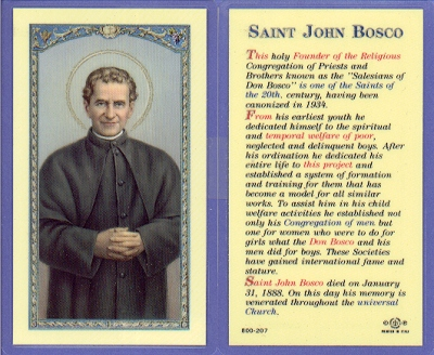 """a biography of saint john a christian saint Saint john of capistrano """"i had never thought about embracing such a life the only hope of salvation seemed to lie in the hands of saint john capistrano."""