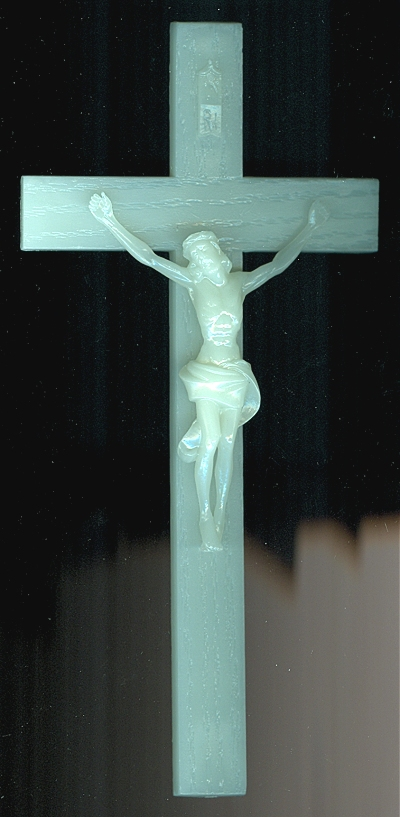 Luminous Glow In The Dark Plastic Crucifix 12 Quot 10830