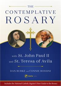 Contemplative Rosary with St. John Paul II and St. Teresa of Avila, # 4100