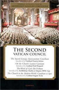 second vatican council essay Introductory essay by pope benedict xvi this collection includes the four constitutions of the second vatican council,.