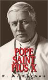 Pope St. Pius X, F.A. Forbes, # 3770