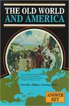 Old World And America, Answer Key, by Maureen K. McDevitt, # 5466