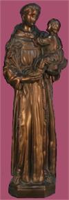 St. Anthony Outdoor Statue, 24