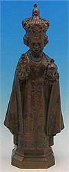 Infant Of Prague Outdoor Statue, 24