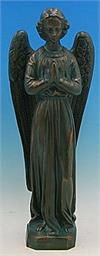 Standing Angel Outdoor Statue, 24