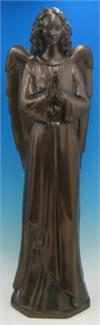 Standing Angel Outdoor Statue, 36