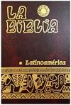 BIBLIA LATINOAMERICA, TAMANO BOLSILLO, Tapa Dura, Rojo, Indexed, # 61949red
