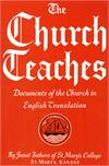 The Church Teaches, by Jesuit Fathers Of St. Mary's, # 949