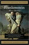 Frankenstein, Mary Shelley, Ignatius Critical Editions, # 97864
