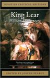 King Lear, William Shakespeare, Ignatius Critical Editions, # 96693