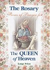 Roses of Prayer for the Queen of Heaven - Large Print, # 1700