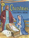 Christmas Coloring Book, # 3045