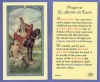 St Martin De Tours Laminated Holy Card, 25-pack, # 99889