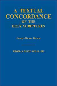 A Textual Concordance Of The Holy Scriptures, # 13376