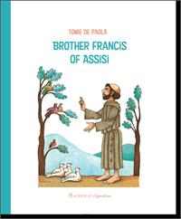 Brother Francis of Assisi By: Tomie DePaola, Hardback, # 17829
