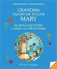 Grandma Taught Me to Love Mary, Paperback, # 17832
