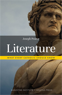 Literature By: Joseph Pearce, paperback, # 17856
