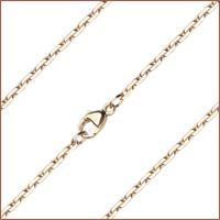 "16"" Swage Chain, 2mm wide, 14kt Gold Filled, # 9686"