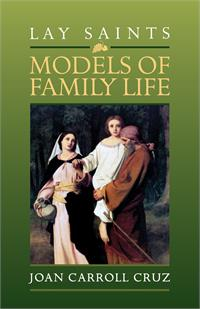 Lay Saints: Models of Family Life, # 2689