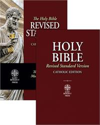 RSV-CE Revised Standard Version - Catholic Edition Bible (Quality Paperbound), # 3123