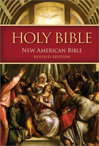 New American Bible Revised Edition, Paperbound, # 3135