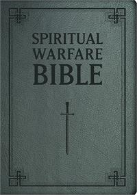 Spiritual Warfare Bible, Ultrasoft, # 3215