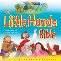 My Little Hands Bible by Bethan James, # 4270