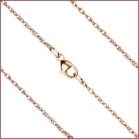 "20"" Light Rope Chain, 0.9mm wide, 14kt Gold Filled, # 9623"