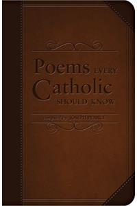 Poems Every Catholic Should Know, Joseph Pearce, # 65071