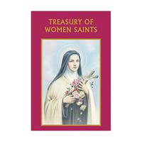 Treasury Of Women Saints, Aquinas Press, 12-Pack, # 8395