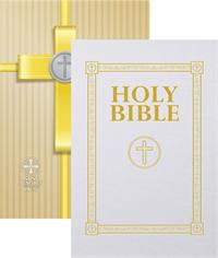 Douay Rheims Bible (Great First Communion Gift), # 94744