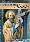 Miniature Stories Of The Saints - Book One - Rev. Daniel A. Lord S.j., 10-Pack, # 1701