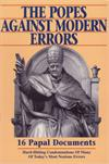 The Popes Against Modern Errors, 16 Famous Papal Documents, # 2095