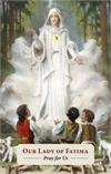 Our Lady of Fatima Prayer Card (Pack of 100), # 2528