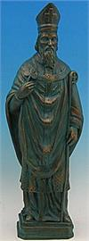 St. Patrick Outdoor Statue, 24