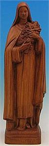 St. Therese Little Flower Outdoor Statue, 24