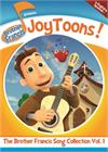 Brother Francis: Joy Tunes, DVD, Songs Vol 1, # 57121