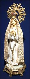Liscano Statuary, Our Lady of Fatima Statue, 15