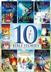 10 Bible Stories, 3d Animation for Children of All Ages, DVD, # 65623