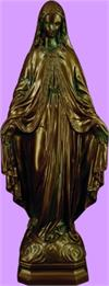 Our Lady Of Grace Outdoor Statue 24