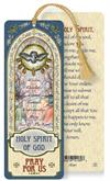 Holy Spirit / Confirmation Laminated Gold Foil Bookmark, 10-Pack, # 7095