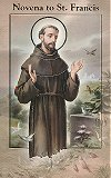 Novena to St. Francis Pamphlet, 10-pack, # 99718